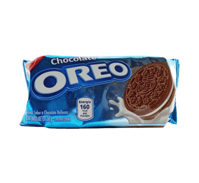 OREO GALLETA CHOCOLATE MOST 36GR