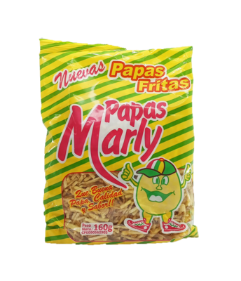 MARLY PAPAS FRITAS 160GR