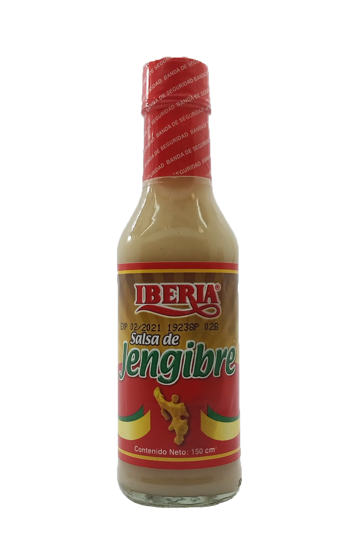 IBERIA SALSA JENGIBRE 150CC