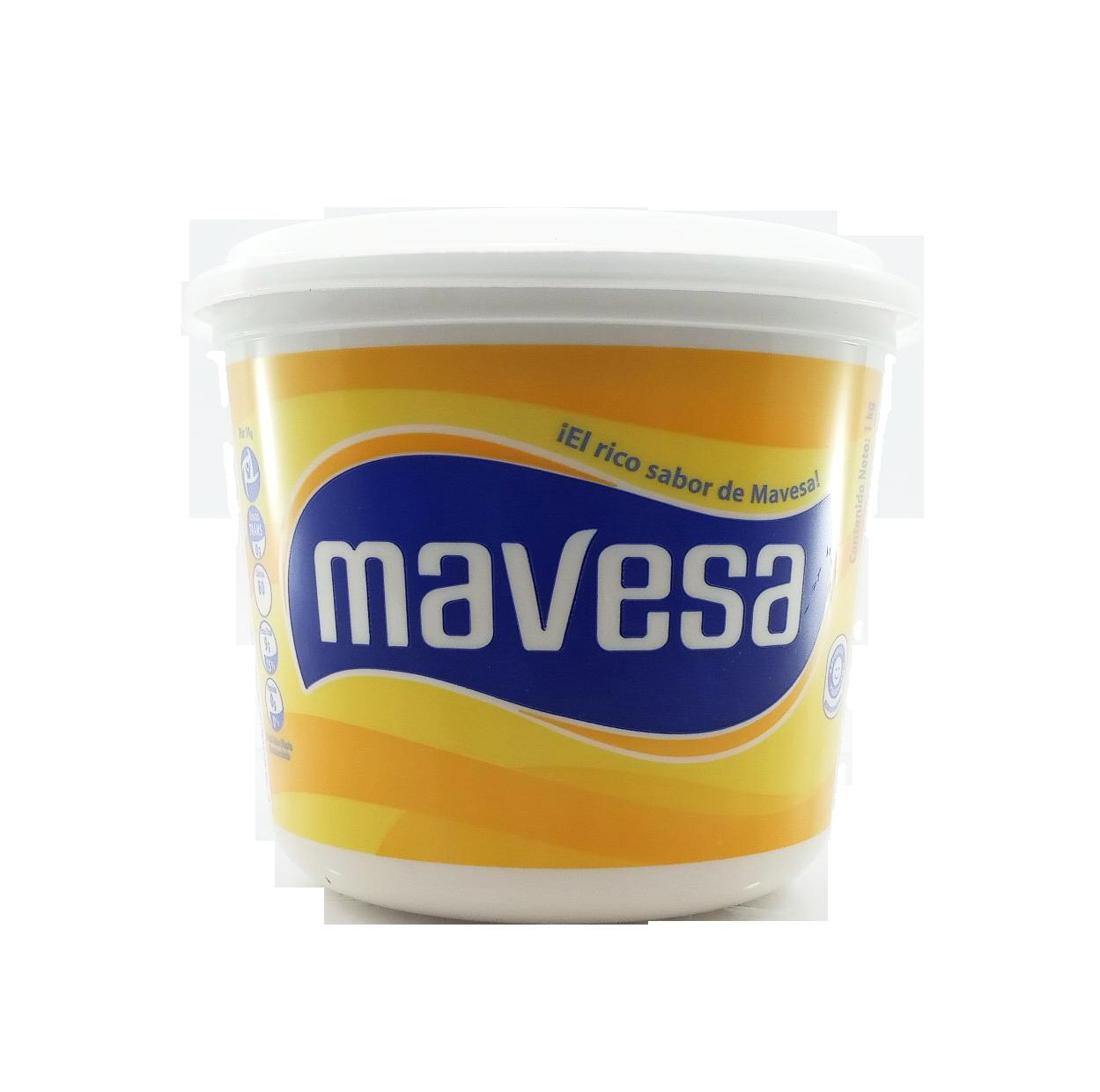 MAVESA MARGARINA NORMAL 1KG
