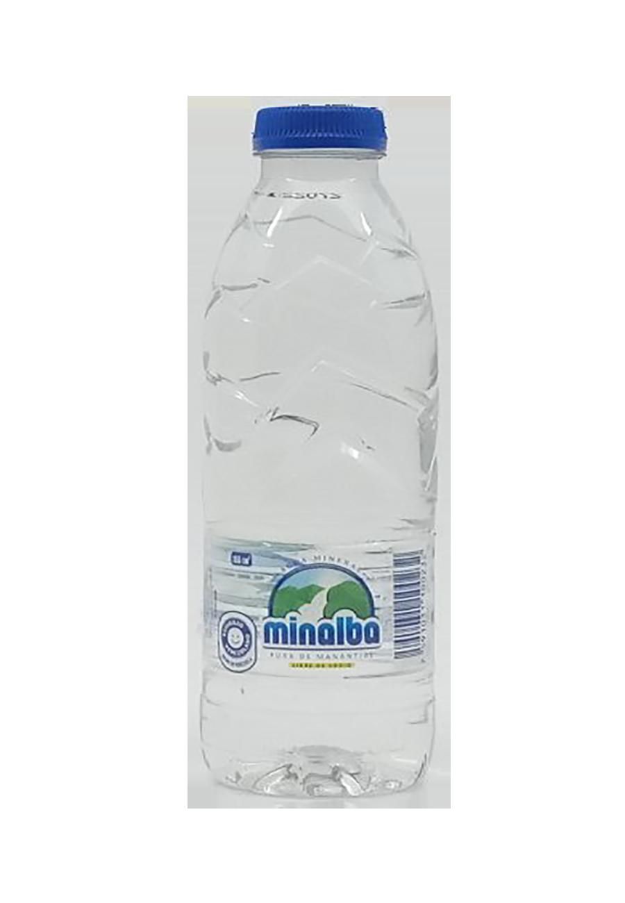 MINALBA AGUA MINERAL 355 ML