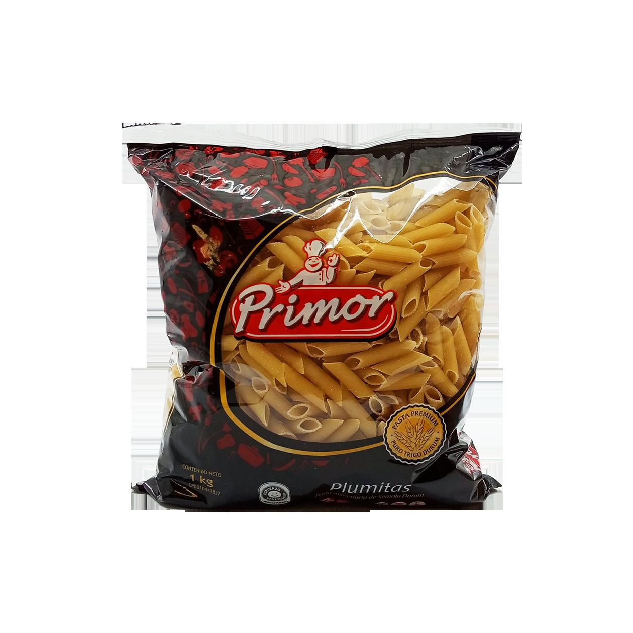 PRIMOR PASTA PLUMITAS 1KG