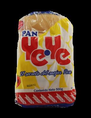 YE-YE PAN PERRO CALIENTE 500GR