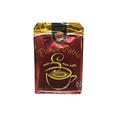 FLOR DE PATRIA CAFE ESPRESSO 250GR