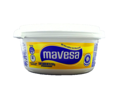 MAVESA MARGARINA NORMAL 250GR