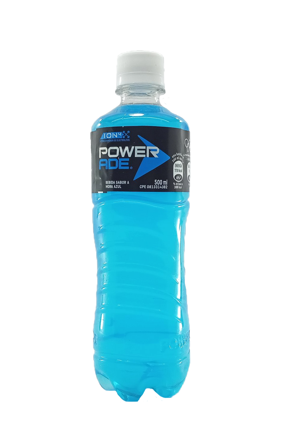 POWERADE BEBIDA MORA AZUL 500ML