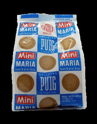 MARIA MINI BOLSA GALLETAS 200GR