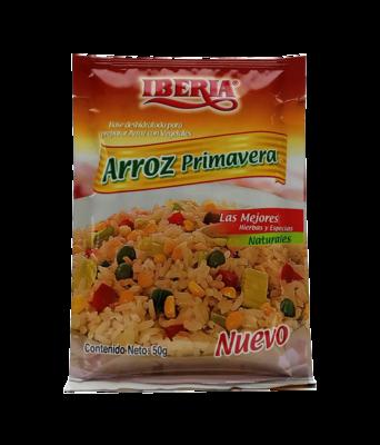 IBERIA BASE PARA ARROZ PRIMAVERA 50GR