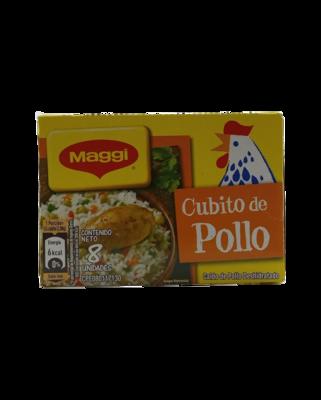 MAGGI CALDO POLLO  92GR