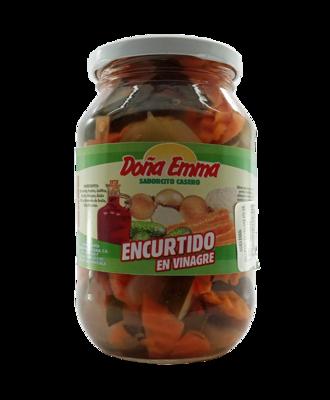 DONA EMMA ENCURTIDO EN VINAGRE 470GR