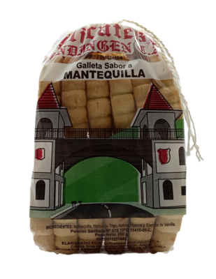 ENDINGEN GALLETA MANTEQUILLA 250GR.