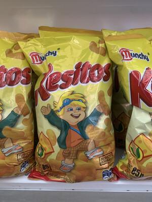 MUNCHY KESITOS ORIGINAL 85 GR