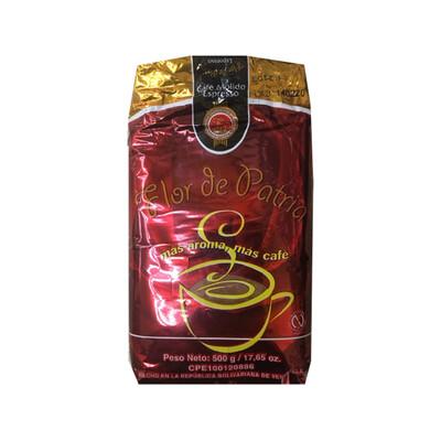 FLOR DE PATRIA CAFE EXPRESO 500GR