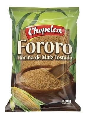 CHEPELCA FORORO 500GR
