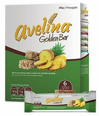 AVELINA GOLDEN BAR PI�A 6UND