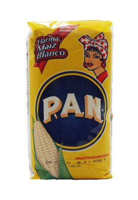 PAN HARINA 1KG