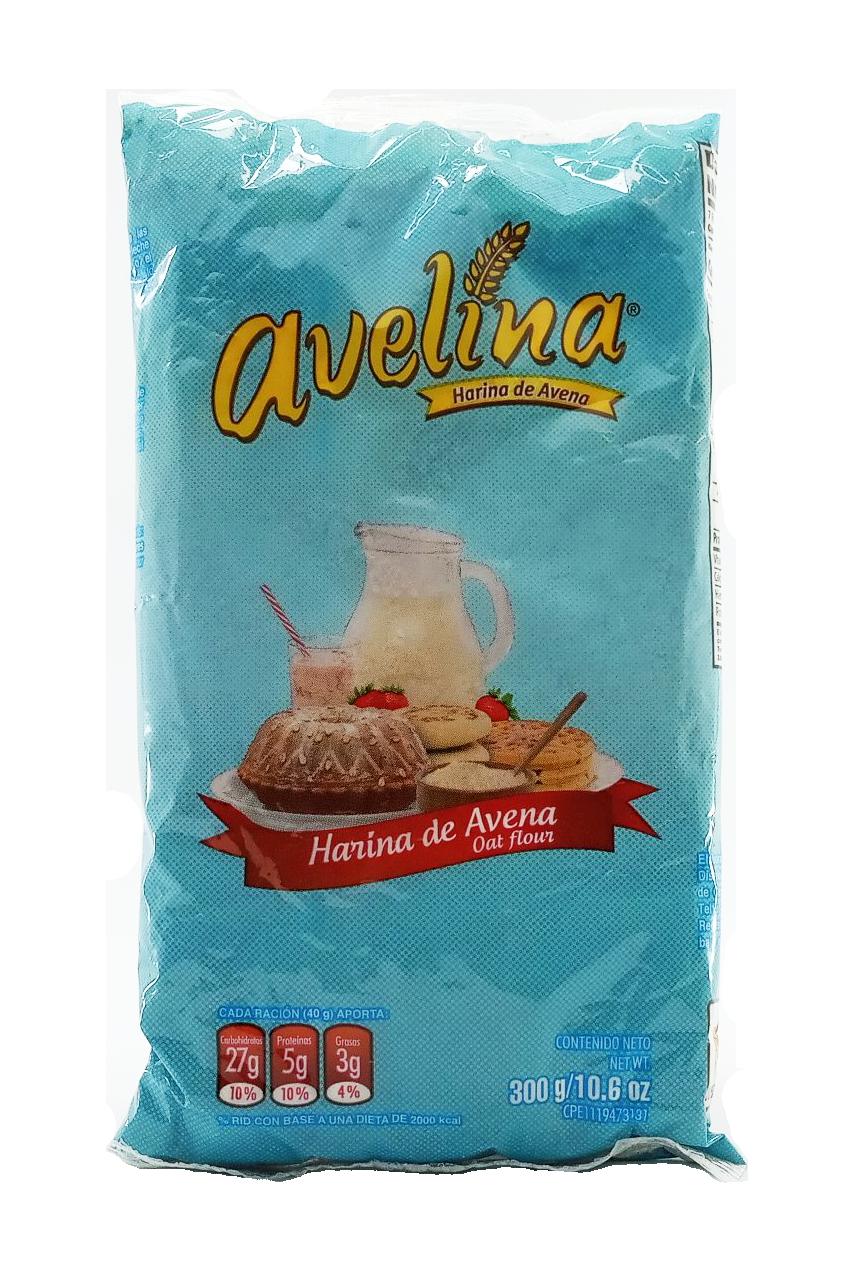 AVELINA HARINA DE AVENA 300GR