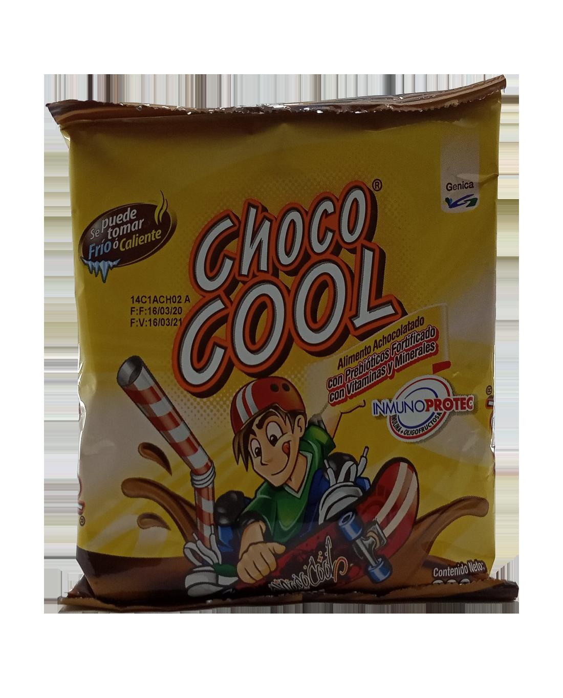 CHOCO COOL ALIMENTO ACHOCOL 200GR