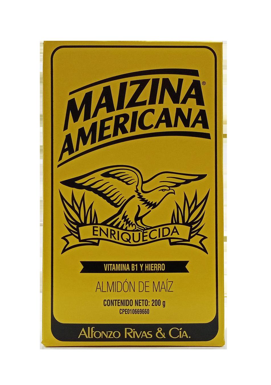 MAIZINA AMERICANA 200GR