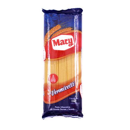 MARY PASTA VERMICELLI SUPERIOR 1KG