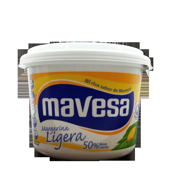 MAVESA MARGARINA LIGERA 500GR