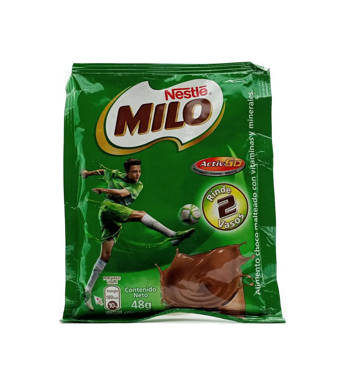 MILO ACTIV GO ALIMENTO CHOCO MALT 48GR 12329932