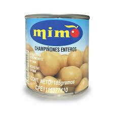 MIMO CHAMPINONES LAMINADOS 185GR