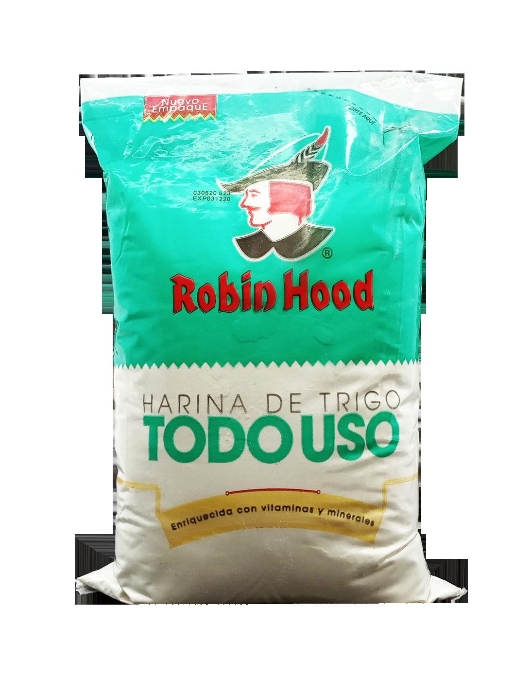 ROBIN HOOD HARINA TODO USO 1KG