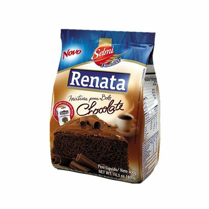 RENATA MEZCLA BUDIN CHOCOLATE 400GR
