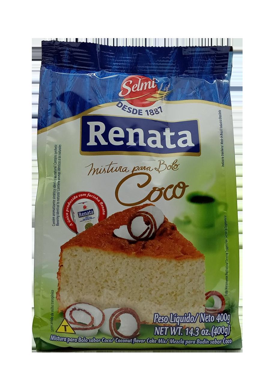 RENATA MEZCLA BUDIN COCO 400GR