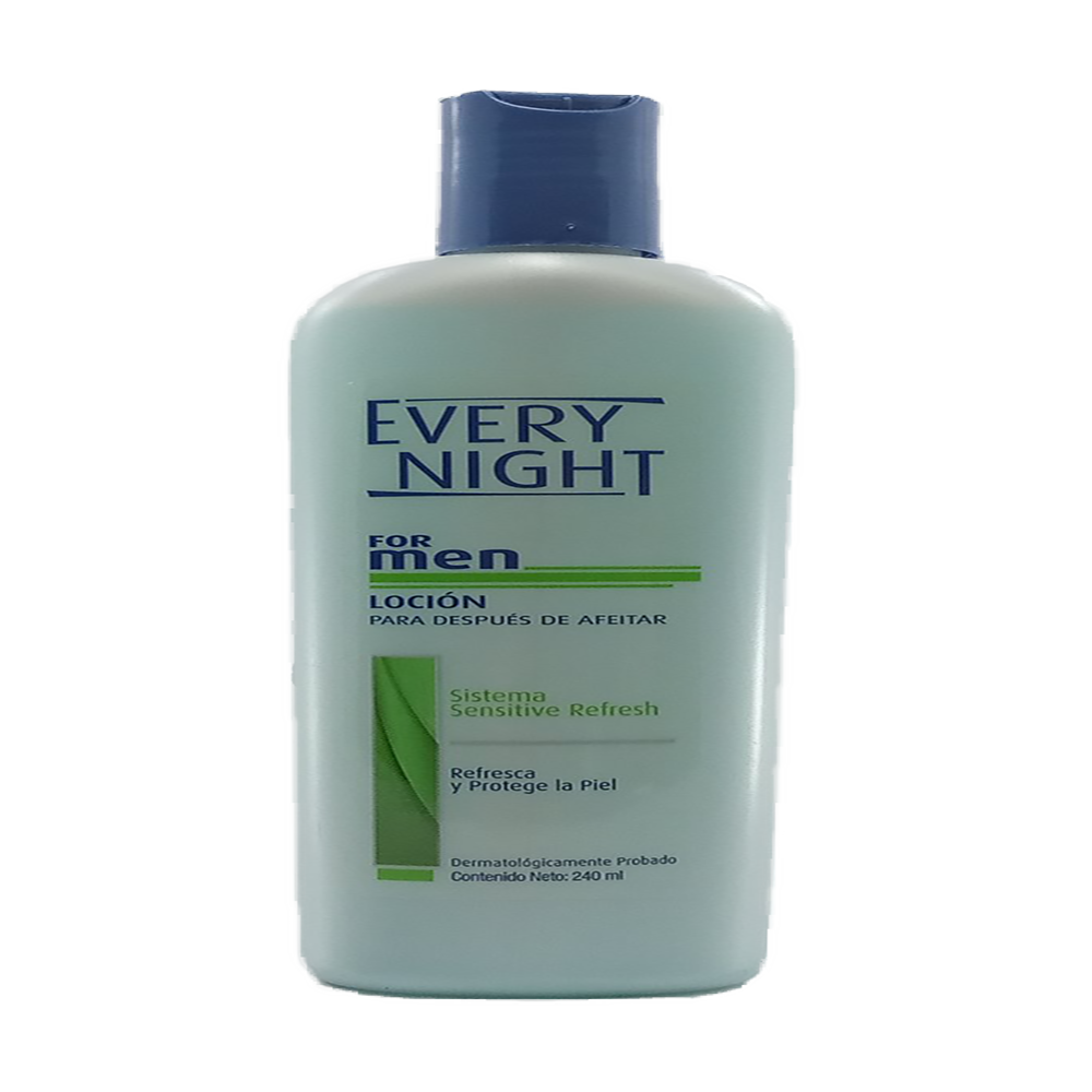 EVERY NIGHT LOCION DESPUES DE AFEITAR 240ML