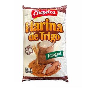 CHEPELCA HARINA DE TRIGO INTEGRAL1KG