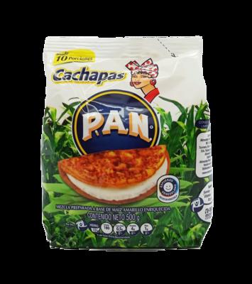 PAN MEZCLA PARA CACHAPAS 500GR