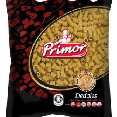 PRIMOR PASTA DEDALES 500GR