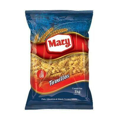 MARY PASTA TORNILLO 1KG