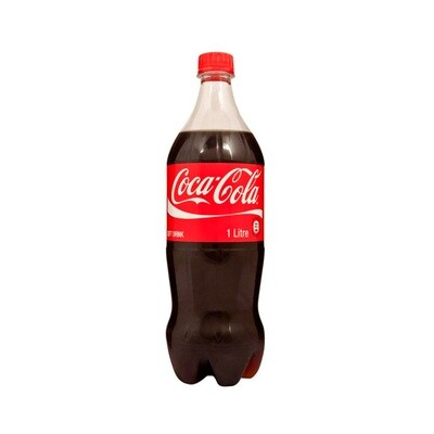 COCA-COLA REFRESCO 1 Lt
