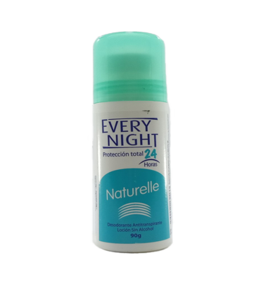 EVERY NIGHT DESODO. NATURELLE ROLLON 90GR