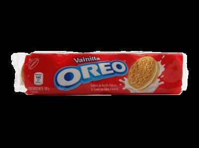 OREO GALLETA VAINILLA 108GR