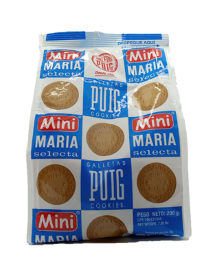 MARIA MINI BOLSA GALLETAS 200GR