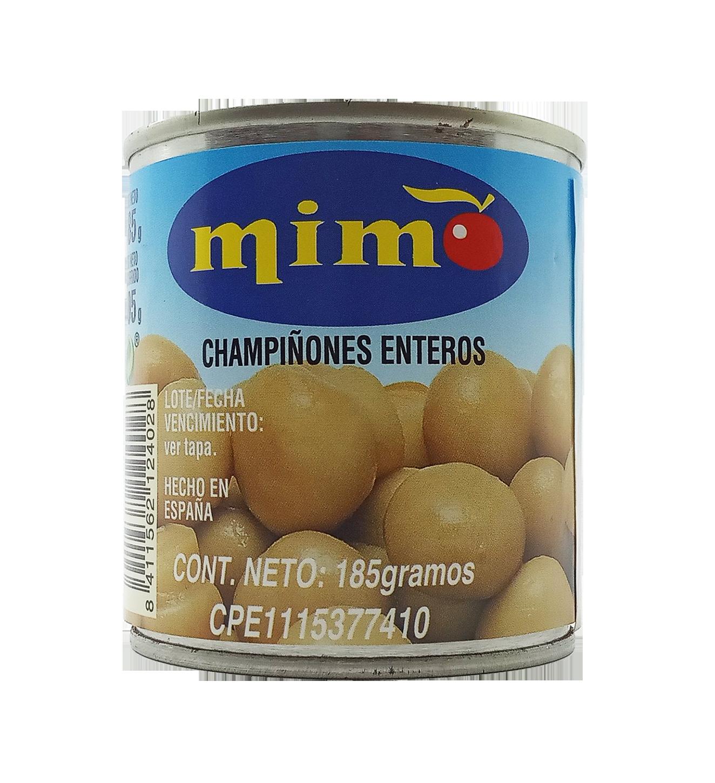 MIMO CHAMPINONES ENTEROS 185GR