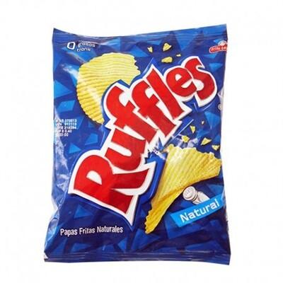 RUFFLES PAPA FRITA ORIGINAL 125GR