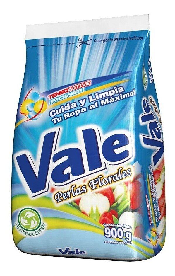 VALE DETERGENTE PERLAS FLORALES 900GR