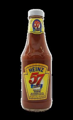 HEINZ SALSA 57 378GR