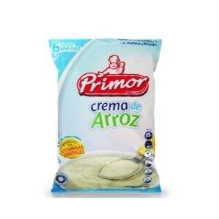 PRIMOR CREMA DE ARROZ BOLSA 450GR