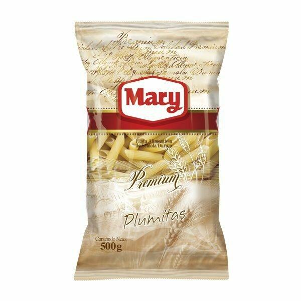 MARY PASTA PLUMITAS  500GR