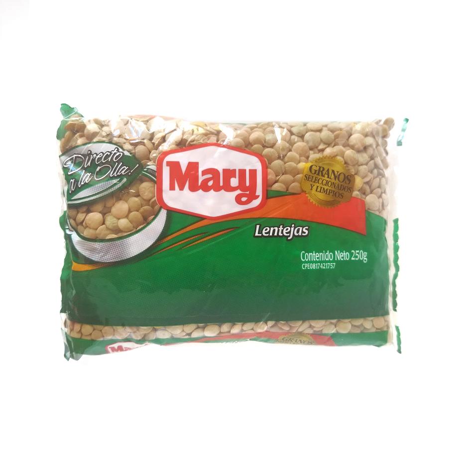MARY LENTEJA 250GR