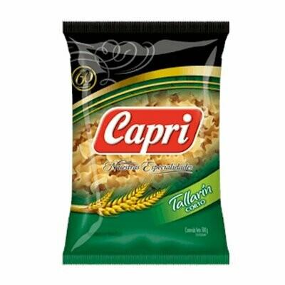 CAPRI PASTA ESPEC. TALLARIN CORTO 500gr