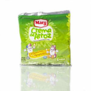 MARY CREMA DE ARROZ BOLSA 200GR