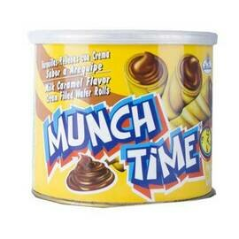 MUNCH TIME AREQUIPE BARQUILLAS 300gr