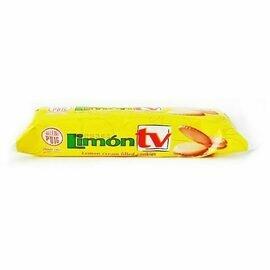 LIMON TV TUBULAR GALLETA 90 gr
